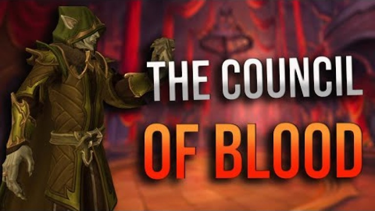 The Council of Blood