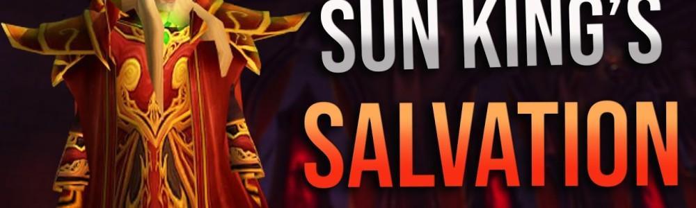 Sun King's Salvation