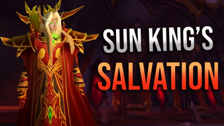 Sun King's Salvation