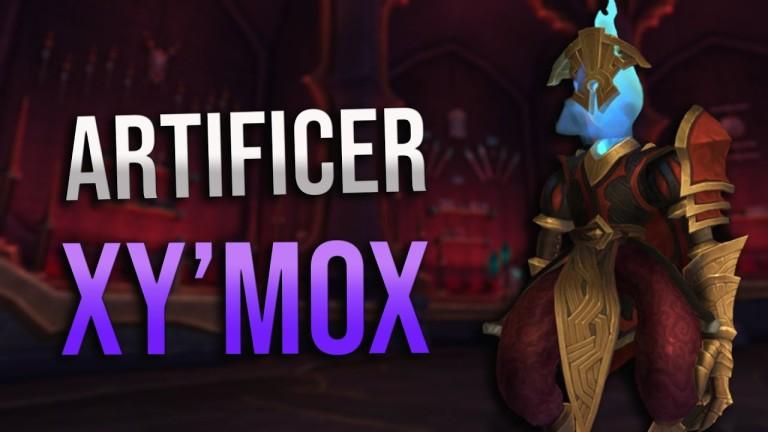 Artificer Xy'Mox